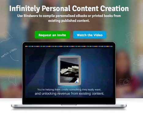 Bindworx - Infinitely Personal | eBooks by the page or Chapter | Stuff on eLearning | Scoop.it