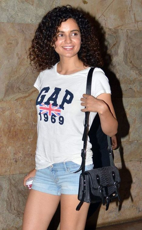 Forget credit male actors even take away all money, says Kangana Ranaut - Page 3 News | Movies & Entertainment News | Scoop.it