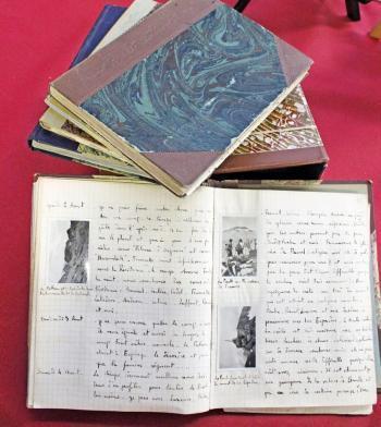 Bagnères-de-Bigorre. «Maurice Jeannel, carnets de course» en librairie le 10 octobre - La Dépêche | Vallée d'Aure - Pyrénées | Scoop.it