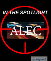 Conservative organization has a gift for writing laws | CP ALEC Intervention | Scoop.it
