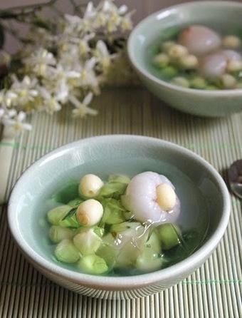 Cách nấu chè hạt sen vải thiều thanh mát - Blog Dạy nấu ăn | Cách nấu ăn | Scoop.it