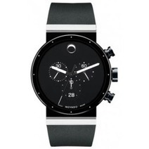 Movado 0606501 Stainless Steel Case Synergy Chronograph Black Dial Black Rubber Strap Sapphire Crystal | MARC NEW YORK BLACK CAP SLEEVE SWEETHEART NECK SHEATH DRESS | Scoop.it