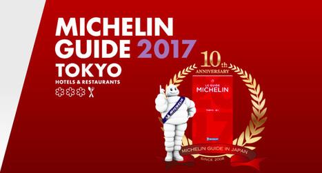 Tokyo reste la ville avec le plus de restaurants étoilés au monde | JAPON youkoso | Scoop.it