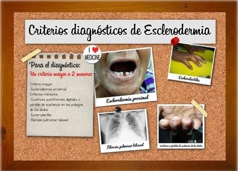 Criterios diagnósticos de Esclerodermia | RotReuma | Scoop.it