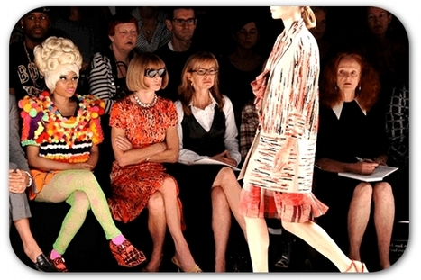 Glamour? Ha! The realities of entertainment and fashion PR | Public Relations | Scoop.it