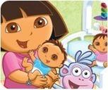 Dora Sister Care - Dora Games - Kids Websites | Kids Games | Scoop.it
