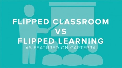 Flipped Classroom vs. Flipped Learning | blended learning | Scoop.it