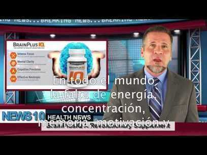 Brain Plus IQ-Gasolina para el Cerebro | Suplementos | Scoop.it