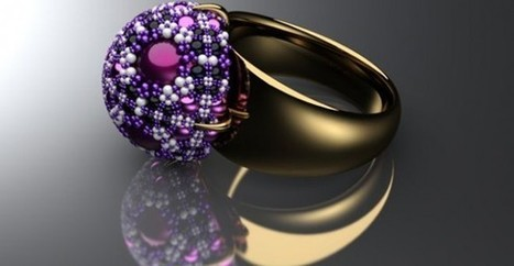 Les bijoux 3D par Dassault Systèmes |firstluxe | FashionLab | Scoop.it