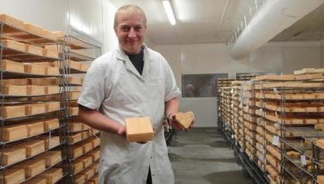 Maroilles: les fromages des Druesnes à la fête de la flamiche, dimanche | Gastronomie Nord-Pas de Calais | Scoop.it
