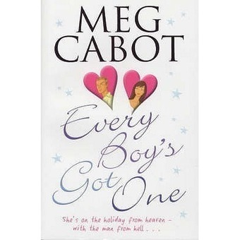 """Le Marche on books: Meg Cabot """"Every Boy's Got One"""" 