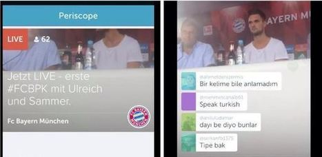 The Power of Periscope for Clubs and Sponsors | SportonRadio | Scoop.it