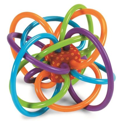 Manhattan Winkle Toy Review Best Chew Toy For Teething Baby | News | Scoop.it