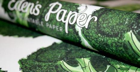 Faites pousser vos propres légumes avec du papier cadeau ! | Buzz Actu - Le Blog Info de PetitBuzz .com | Scoop.it