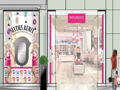 La Boutique Bourjois ouvre à Paris | Marketing et Cosmétiques | Scoop.it