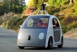 Une Google Car sans volant ni pédales | Picto Communication Partner | Scoop.it