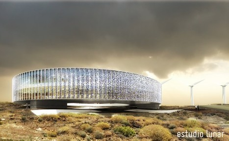 Site, Context + Renewable Energy at ITER Building Technology Park by Estudio Lunar | The Architecture of the City | Scoop.it