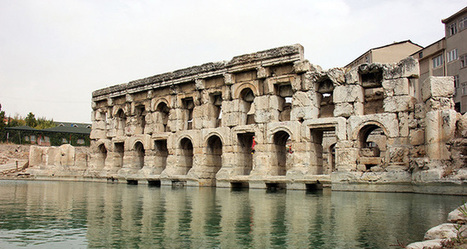 2,000-year-old Roman bath discovered in central Turkey to be open for tourism | LVDVS CHIRONIS 3.0 | Scoop.it