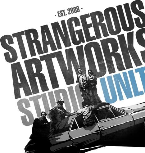 STRANGEROUS ARTWORKS - Accueil | Tous les événements à ne pas manquer ! | Scoop.it