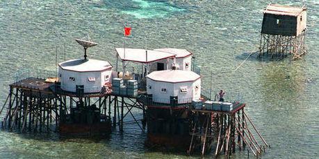 La Chine envoie 30 chalutiers dans les eaux disputées des îles Spratleys   La gestion de l'eau dans le monde : les conflits coulent à flots !   Scoop.it