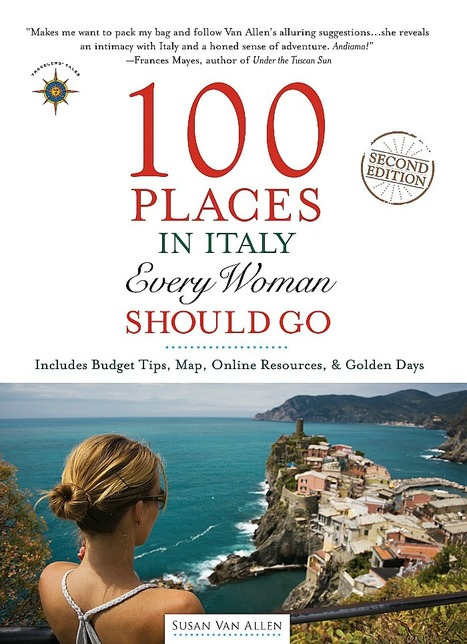 100 Places in Italy Every Woman Should Go | Italia Mia | Scoop.it