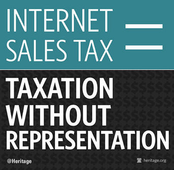 Why the Internet Sales Tax Is a Terrible Idea | myHeritage | Restore America | Scoop.it