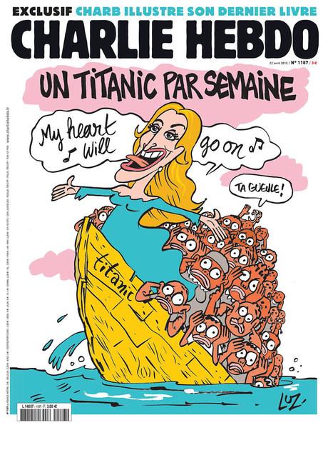 Charlie Hebdo n°1187 - 22 avril 2015 | Culture | Scoop.it