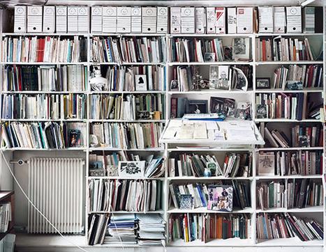 La bibliothèque de Princeton annonce l'acquisition des archives de Jacques Derrida, soit près de 13.800 livres et autres documents | HLD's Miscellaneous... | Scoop.it