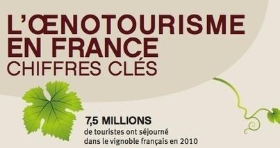 L'oenotourisme en France, les chiffres clés | Grande Passione | Scoop.it
