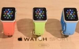 Apple Watch: Les applications se bousculent au poignet — 20minutes.fr | Tél&coms | Scoop.it