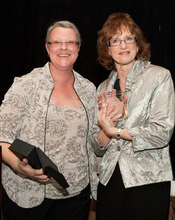 Sara Kelly Johns Honored by NY Library Association | School Librarian As Building Leader | Scoop.it