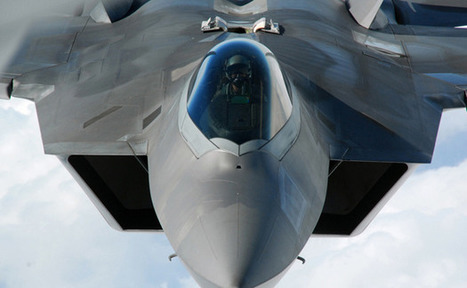 F-22 Hypoxia Review Turns To Pilot Gear, Flight Profiles   Aviation   Scoop.it
