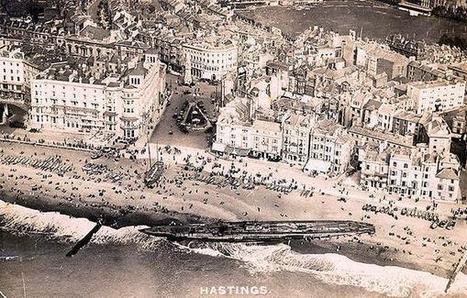 Twitter / History_Pics: German U-Boat washed ashore ... | Ancient History | Scoop.it