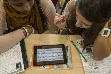 E-manuels : un tiers des profs convertis | LES INFOS DE LA SEMAINE | Scoop.it