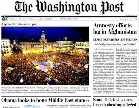The Washington Post publicará todo su contenido en Facebook | Comunicación 360º. Comunicating Today | Scoop.it