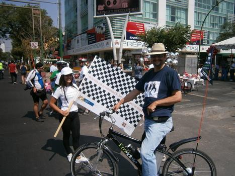 EcoMobile - ebikes - cycle Sunday - Guadalajara. | Green Energy | Scoop.it