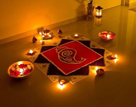 Celebrate the festival of lights Diwali in London 2015 | | News | Scoop.it