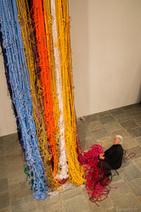 SHEILA HICKS | Ca m'interpelle... | Scoop.it