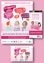 Les traitements des cancers du sein - Publications - Institut National Du Cancer | cancer du sein | Scoop.it