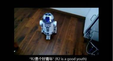 Robotics: Star Wars fan builds working R2-D2 that responds to spoken commands with a Raspberry Pi - element14 | StarWars | Scoop.it