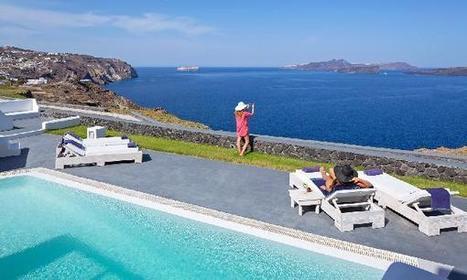 Holiday.gr - SANTORINI PRINCESS AKROTIRI HOTEL AKROTIRI | Goldenlist | Scoop.it