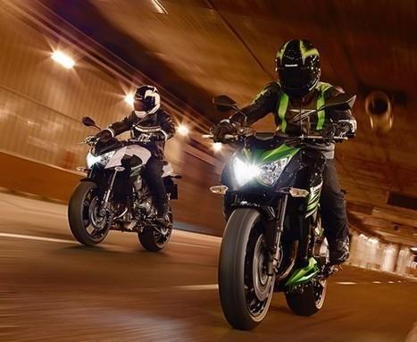 Les accessoires phares, feux et clignotants pour Kawasaki Z800 | accessoires motos | Scoop.it