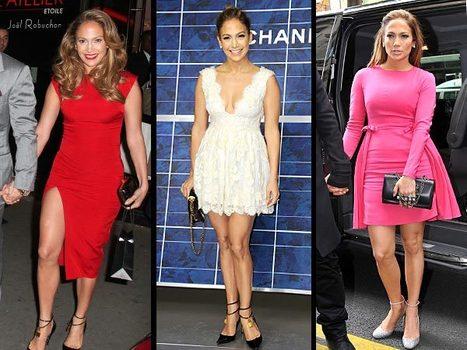 Jennifer Lopez Takes Paris Fashion Week By Storm | People.com | Jennifer Lopez Fashion Icon - ENGCMP1150 | Scoop.it