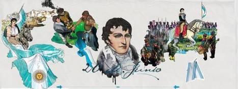 Especial 20 de Junio - Día de la Bandera | Comunicación,artes...trabajo | Scoop.it