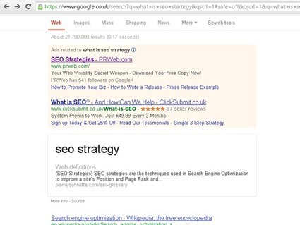The Knowledge Graph Optimisation - The Strange Case Of: | ScoopSEO | Scoop.it