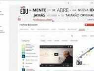 Youtube lanza canal que reúne 23 000 videos educativos en español - El Comercio | Recursos Educativos Abiertos - REA | Scoop.it