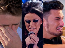 The X Factor's best ever crying moments ever: Rylan gets ridiculous, Cher ... - Sugarscape | Headphones I dream of | Scoop.it