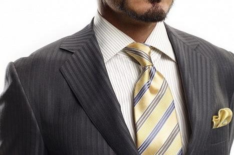 Les conseils pour choisir une cravate de mariage | Actualités Monsieurfaustin | Scoop.it