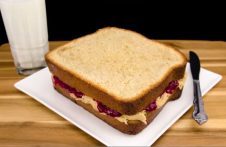 Cake Recipe-Butter and Jelly Sandwich Cake   Food, Health, Recipes and Tips   Scoop.it