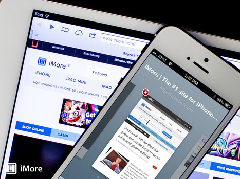 iMore: How to master Safari for iOS: Top 5 tips for better, faster browsing | Better teaching, more learning | Scoop.it